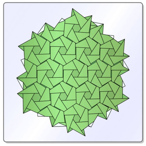Triangle Tess Pattern