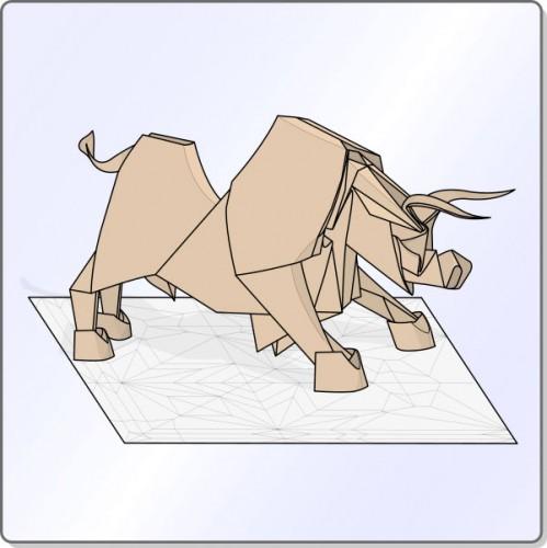 Stock bull