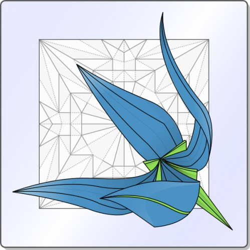 Clematis sibirica